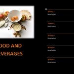 Restaurant General Menu Template Word