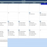 FIFA World Cup 2014 Schedule Templates